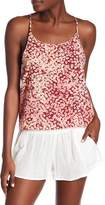 Threads 4 Thought Floral Racerback Cami Tank