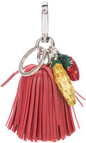Altuzarra 'Ghianda Tassel Fruits' keychain - women - Leather/Sequin - One Size