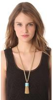 Juicy Couture Tassel Pendant Necklace