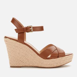 MICHAEL Michael Kors Women's Suzette Wedge Sandals