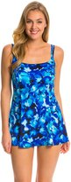 Longitude Key Largo Princess Seam Swim Dress 8138684