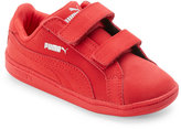 Puma Toddler Boys) Red Smash Low Top Sneakers