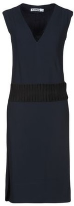 Jil Sander Knee-length dress