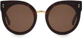 Stella McCartney Cat-eye acetate sunglasses