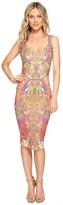 Hale Bob Supercharged Heavyweight Stretch Crepe Knit Dress Women's Dress