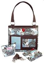 2 Red Hens Whole Roost Diaper Bag