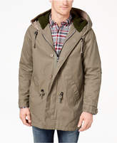 Ezekiel Men's Hawkeye Jacket with Fleece-Lined Hood