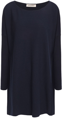 Gentryportofino Cotton And Cashmere-blend Tunic