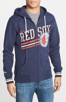 Mitchell & Ness 'Boston Red Sox - Race to the Finish' Full Zip Hoodie