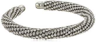 GUESS Women's Rhinestones Bangle with Stones