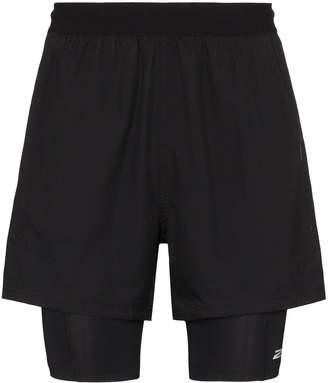 2XU XVENT Compression running shorts