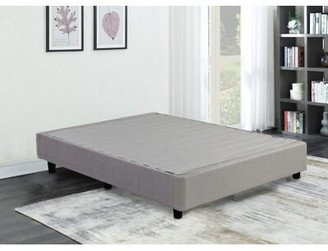 Alwyn Home Tufted Upholstered Platform Bed Size: Twin