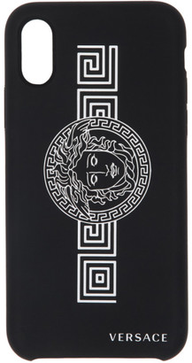 Versace Black Medusa iPhone X/XS Case
