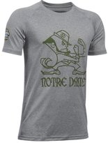 Under Armour Boys' Notre Dame UA TechTM Leprechaun T-Shirt