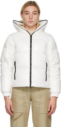 Duvetica White Down Kumadue Jacket
