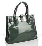 bosco glossed leather 'Greta' tote