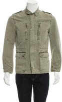 Zadig & Voltaire Military Utility Jacket