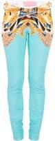 Notify Jeans printed skinny trouser