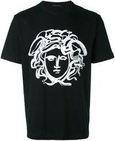 Versace painted Medusa t-shirt