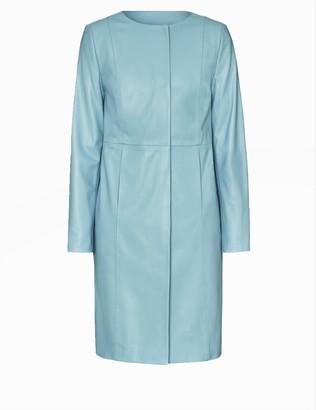Winser London Leather Coat