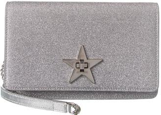 Jimmy Choo Palace Glitter Shoulder Bag