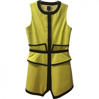 ICB Green Cotton Dress for Women