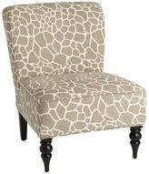Pier 1 Imports Addyson Natural Giraffe Chair