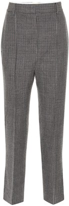 KHAITE Kyle tweed pants