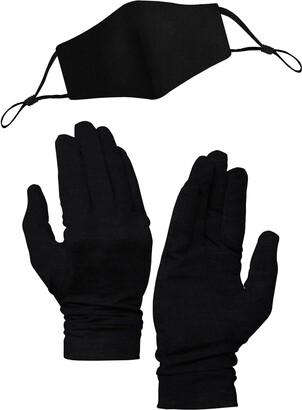 LOVE CHANGES Glove & Adult Face Mask Set