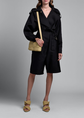 Bottega Veneta Trench Short Jumpsuit