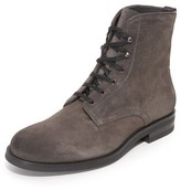 To Boot Flynn Suede Lace Up Boots