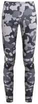 Newline Imotion Camouflage-print Running Leggings
