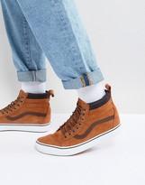Vans Sk8-Hi Mte Sneakers In Tan