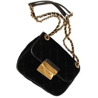 Michael Kors Blue Velvet Clutch bags