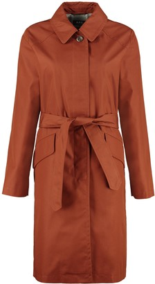A.P.C. Lucienne Cotton Trench Coat