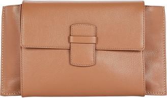 Marni Juliette Leather Envelope Clutch