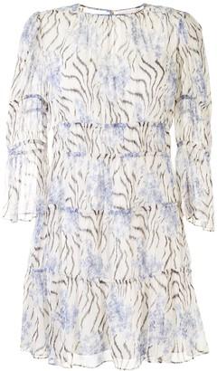 Cinq à Sept June floral-print dress