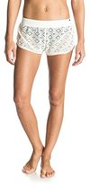 Roxy Women's Crochet Fancy Short