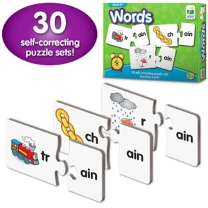 The Learning Journey Match It- Words