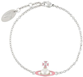 Vivienne Westwood Orb charm bracelet