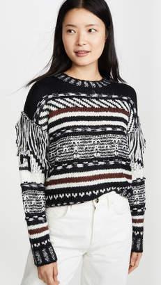 Line & Dot Allie Sweater