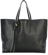 Alexander McQueen large East West tote - women - Calf Leather - One Size