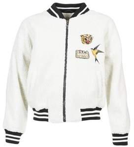 Billabong URBAN WOOL women's Jacket in White