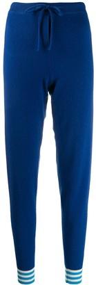 Parker Chinti & drawstring waist trousers