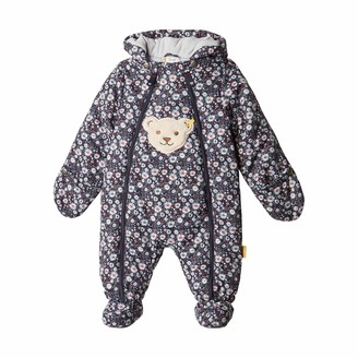 Steiff Baby Girls' Snow Overall Snowsuit