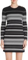 Tory Burch Mariana Stripe Tee Dress