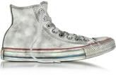 Converse Limited Edition All Star High Concrete Smoke Leather LTD Unisex Shoes