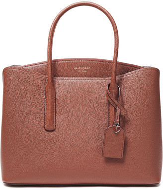 Kate Spade Margaux Large Pebbled-leather Shoulder Bag