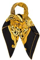 Hermes Animaux Solaires Silk Scarf