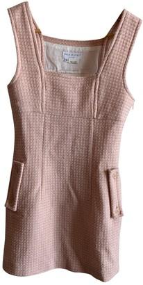 Paul & Joe Pink Wool Dress for Women